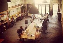 C o w o r k. / Some day I'm gonna open a coworking space...