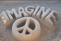 Peace. / by Kelly Dauginas