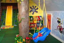 Rainforest Nursery & Safari Kids / by Brooke L. Mayfield