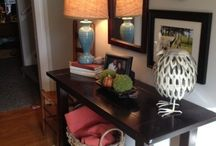 Rooms I've Decorated / by Brooke L. Mayfield