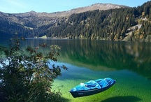 Lakes, things to do and see / by Wanda Barcus