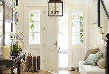 Front Doors & Entry Ways / by Brooke L. Mayfield