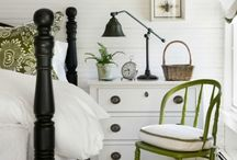 Beautiful Bedrooms / by Brooke L. Mayfield