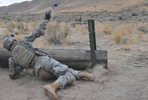 "Train up a Soldier / ""No Mission Too Difficult, No Sacrifice Too Great, Duty First"" -1st Infantry Division"