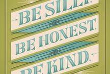 wiggity words / by emilie ahern
