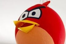 Angry Birds Party / angry birds | angry birds party | angry birds games | angry birds birthday | children's birthday parties | birthday parties | kids parties | boy parties | girl parties | tween parties | teen parties | twins parties | party ideas | baby showers | boy baby showers | girl baby showers | twins baby showers | bridal showers | the party teacher | party planning | party planning ideas | party planning tips