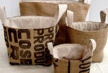 Paniers et sacs
