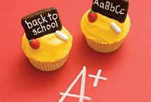 School Parties / Back to school, end of school, classroom party? You got it here. | school party | school party ideas | back to school party | back to school party ideas | end of school party | school party printables | school party dessert table | school party cookies | school party placesettings