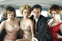 TV: All Things Mad Men / by Donna Dixon