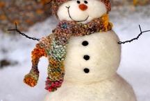 Winter Wonderland / Snow! Cold! Wind! Blue Sky!