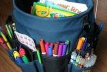 Organization! / by Brooke L. Mayfield
