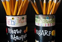 Classroom Ideas :) / by Sam Aguillard
