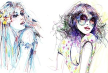 Illustrations / by Claire Droppert