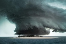 Fascinating weather / The most amazing types of weather scenes on earth. #weather #storm #clouds #nature #amazing #weer