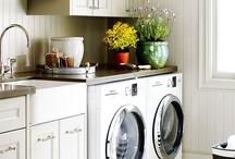 HOME : Laundry room and others
