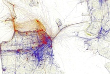 Visualizing SF / The city by the Bay visualized by data scientists, historians, artists and journalists. / by Ben Silbermann