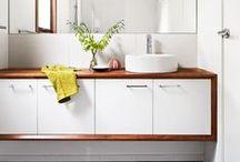 bathroom remodel / by Danielle DeMasi