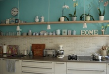 HOME: la cucina / by Cat Hendo