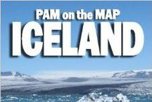 Pam on the Map ICELAND (wit and wanderlust) / Pam on the Map: Iceland and the other Pam on the Map books are NOW AVAILABLE! http://www.amazon.com/gp/product/1940800005/