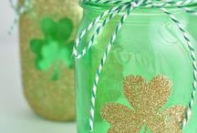St. Patricks Day / Celebrate St. Patty's Day this year with delicious St. Patrick's Day recipes, St. Patrick's Day crafts, and more!