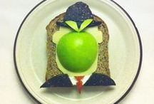 AnOther Loves Food Art / Our favourite examples of food meeting art / by AnOther