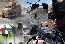 Army Safe is Army Strong / A great Army day starts with safety all the way.