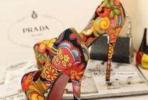 Crazy shoes /