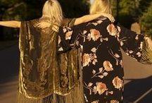 Fashionful Kimonos