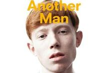 AnOther Loves Redheads / As King Krule rules on the Another Man S/S14 cover, we present our favourite red headed stars from the past and present