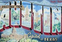 Austin Texas / Austin Texas is a rocking city #Austin #Texas #ChevyShopSocial / by SheBuysCars