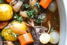RECIPES || Crock Pot / A collection of crock pot recipes and slow cooker recipes!
