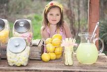 Lemonade Stand Party / lemonade stand | how to host a lemonade stand | lemonade stand party | children's birthday parties | birthday parties | kids parties | boy parties | girl parties | tween parties | teen parties | twins parties | party ideas | baby showers | boy baby showers | girl baby showers | twins baby showers | the party teacher | party planning | party planning ideas | party planning tips