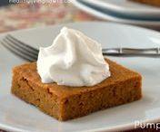 RECIPES || Pumpkin / Great collection of pumpkin recipes for pumpkin lovers! Great fall recipes and fall recipe ideas!