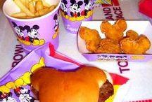 Disney FOODS / SNACKS / DRINKS / by JoAnn Mills