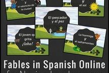 Free Spanish Resources & Printables / Only free resources for teaching and studying Spanish! Lots of free printables, downloads, and resources- all FREEBIES!