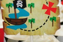 Pirate Time / by Jen Hollas-Hall