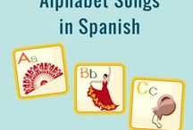 El alfabeto / Alphabet / Learning the alphabet in Spanish