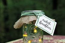 Firefly Party / firefly party | summer birthday | summer birthday ideas | catching fireflies | firefly cookies | how to catch fireflies | firefly birthday party | children's birthday parties | birthday parties | kids parties | boy parties | girl parties | tween parties | teen parties | twins parties | party ideas | the party teacher | party planning | party planning ideas | party planning tips