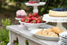 Outdoor entertaining / outdoor entertaining | outdoor entertaining ideas | how to host a party outside | backyard party | outdoor party food