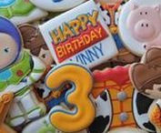 Toy Story Party Ideas / toy story party ideas | toy story party | toy story birthday party | toy story party invitations | toy story party food | toy story party cokies | toy story party printables | toy story party favors | toy story party decor | toy story party bunting