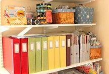 Organize / by Lannie Malone