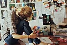 Studio inspiration / by Phoenix Artistry