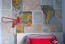 maps / by Lisa O'Brien