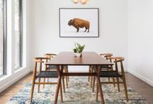 Dream House / Simple, clean, eclectic, boho, industrial, rustic / by Amber Glaser