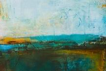 Paintings / Artwork that inspires me.