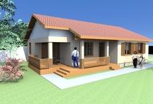Proiecte case. www.oncasa.ro / Proiecte de case.
