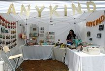 craft show booth inspiration