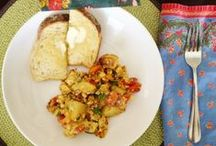 My Vegan Creations / VEGAN FOOD!!!  / by Sara Weber