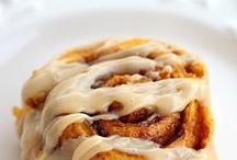 Scones & Cinnamon Rolls
