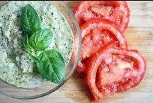 Vegan Sauces, Dips, and Dressings / by Sara Weber
